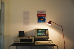 1980s Interactive Fiction - Zork (Lucy Asprey www.everthinephoto.com)