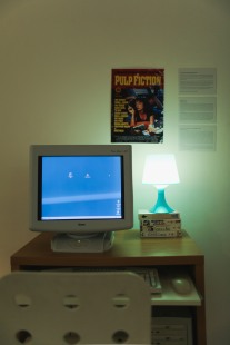 1990s Storyspace Hypertext Fiction (Lucy Asprey www.everthinephoto.com)